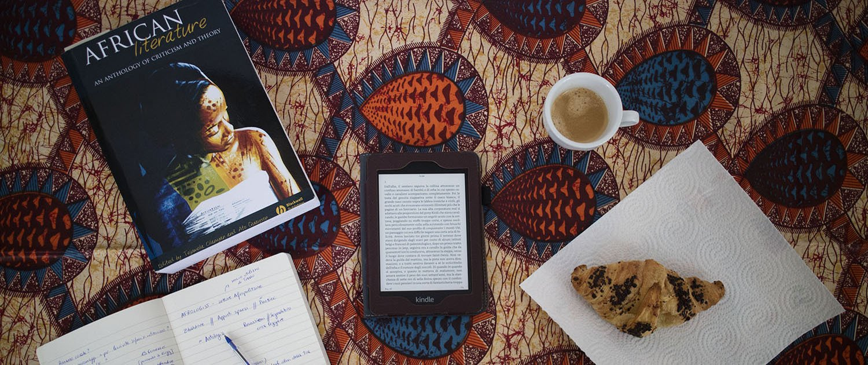 I nostri articoli di letteratura africana, Afrologist
