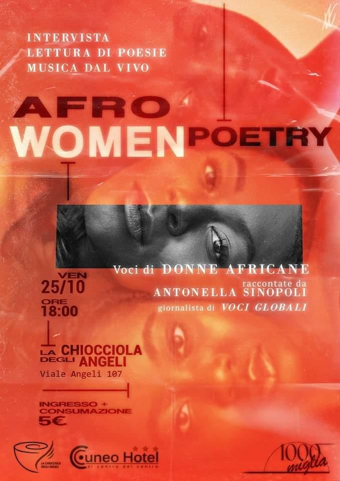 AfroWomenPoetry, Afrologist