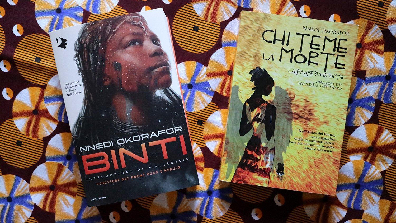 Nnedi Okorafor, Afrologist